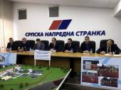 Veoma uspešna godina za Vranje i SNS