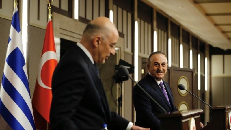 Verbalni sukob ministara Grčke i Turske pred novinarima u Ankari