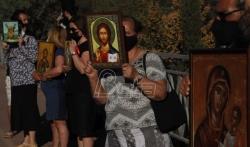 Vernici i sveštenici ponovo protestovali na Kipru zbog pesme za Evroviziju
