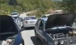 """Vernicima SPC u CG masovno stižu pozivi: Vozače iz auto litija i """"sumnjive"""" saslušava policija (FOTO)"""