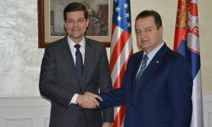 Mičel doputovao u Beograd: Srbija za SAD najznačajnija, okosnica stabilnosti na Balkanu