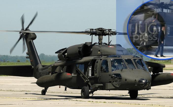 Veselji u Ajovi razgledao najmodernije američke helikoptere