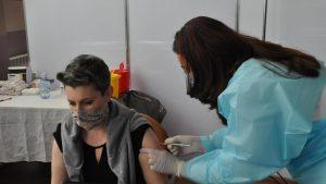 Vesić: Broj vakcinisanih punoletnih Beograđana danas će preći 550.000