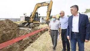 Vesić: Čitavo Barajevo do 2023. imaće vodu