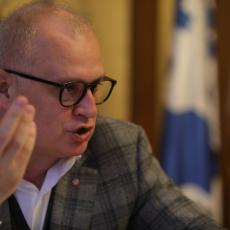 Vesić: Jovanović je laik za finansije, a za vrtiće prosto - laže