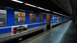 Vesić: Nova linija BG voza do Lazarevca i Barajeva od 15. decembra