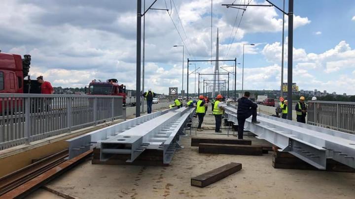 Vesić: Preko Mosta na Adi 5. juna kreće prvi tramvaj