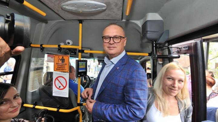 Vesić: Produženje linije 507 za bolji kvalitet života građana Rušnja i Resnika (FOTO)