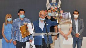 Vesić: Šteta na javnoj i privatnoj imovini skoro milion evra