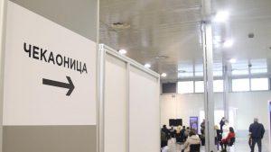 Vesić: Vakcinisano više 550.000 Beograđana