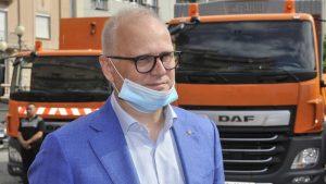 Vesić: izveštaj o radu Beograda tokom vanrednog stanja 23. maja u svim novinama
