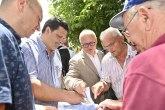 Vesić posetio Batajnicu: Važno je da se razvija svaki deo Beograda FOTO
