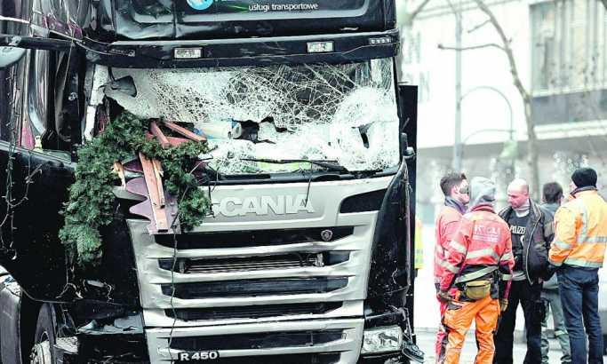 Vesti u Berlinu: Policajci čuvali teroristu Amrija