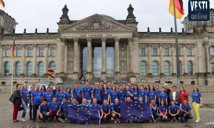 Vesti u Nemačkoj: Jubilej krunisan posetom Berlinu