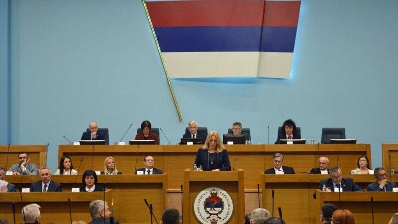 Veto Kluba Bošnjaka na zakone Skupštine RS usvojenih povodom Inckove odluke