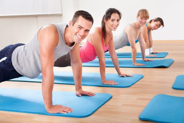 Vežbanje nam može doneti više sreće nego novac