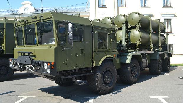 Vežbe protivbrodskih raketnih sistema Crnomorske flote na Krimu