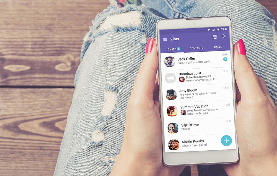 Viber slavi sedmi rođendan i nagrađuje korisnike