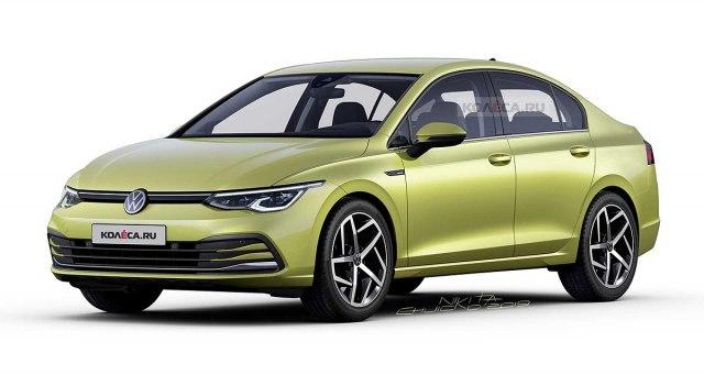 Videli smo novi Golf, a kako bi mogla da izgleda nova VW Jetta?