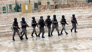 Video: Policajci ubijeni u pucnjavi u Jordanu