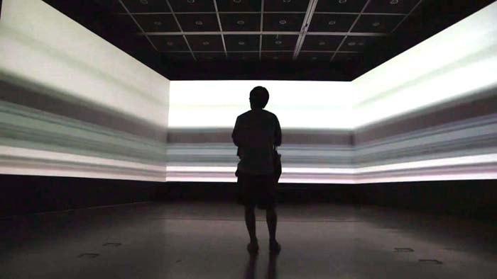 Video umetnost Rioči Kurokave u KCNS