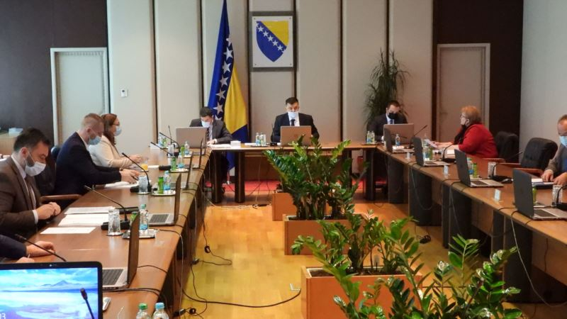 Vijeće ministara BiH usvojilo akcijski plan borbe protiv trgovine ljudima