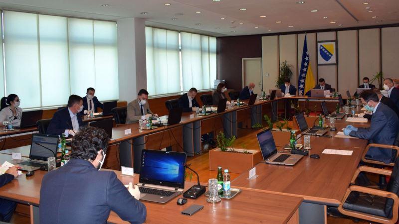 Vijeće ministara i Centralna banka BiH: Hoće li biti odluke o budžetu i sredstvima MMF-a