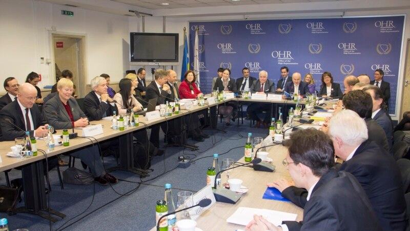 Vijeće za provedbu mira u BiH: Vlasti da se suzdrže od destabilizirajućeg ponašanja