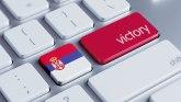 Vijori se zastava: Danas i Google u znaku Srbije