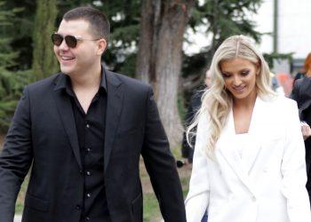 Viktor Živojinović i Sandra imaju lepe vesti: Čestitke pristižu sa svih strana!