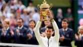 Vimbldon finale: Novak peti put šampion