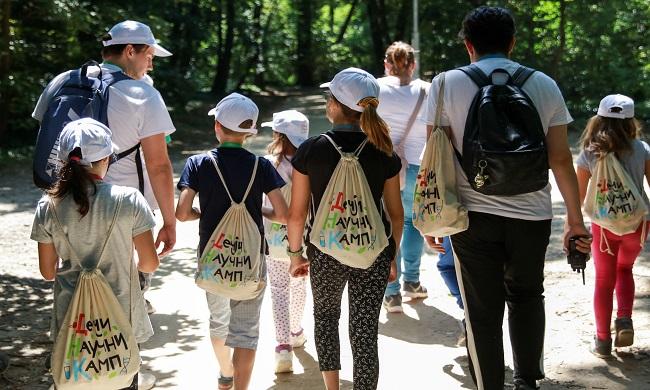 Virtuelni letnji dečji naučni kamp: nauka u komšiluku