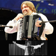 Virtuozы Samarы: Solist Boяn Йovanovic(Serbiя)