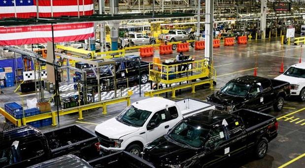 Virus ušao u Fordove fabrike