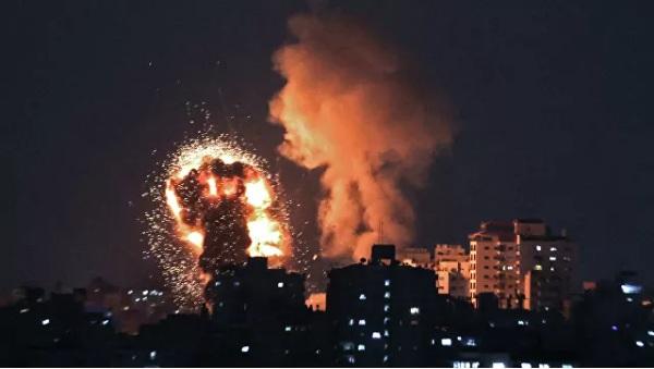 Više desetina poginulih u izraelskom vazdušnom napadu na Pojas Gaze