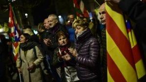 Više hiljada demonstranata u Barseloni protiv suđenja katalonskim separatistima