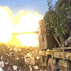 Više im nema pomoći: Sirijska vojska pregazila džihadističku bazu iz koje su lansirani dronovi (VIDEO)