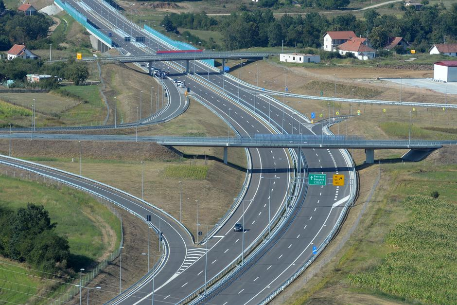 Više od 100.000 vozila prošlo autoputem Miloš Veliki