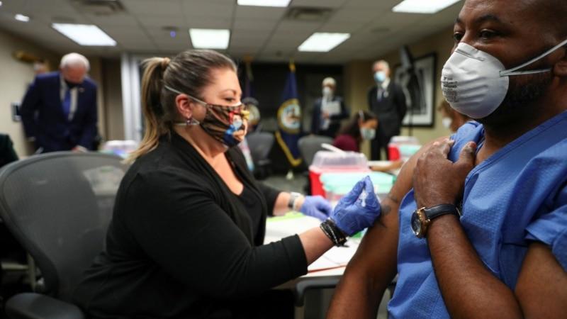 Više od 100 miliona Amerikanaca u potpunosti vakcinisano protiv Kovida 19