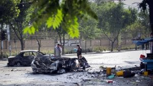 Više od 100 mrtvih i ranjenih u Avganistanu od eksplozije automobila-bombe