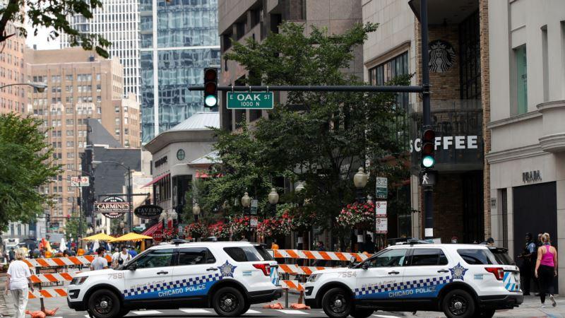 Više od 100 uhapšenih posle noći pljački i nereda u Čikagu