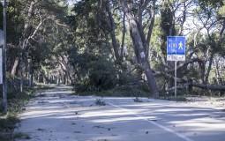 Više od 15 osoba povređeno u nevremenu u Mostaru