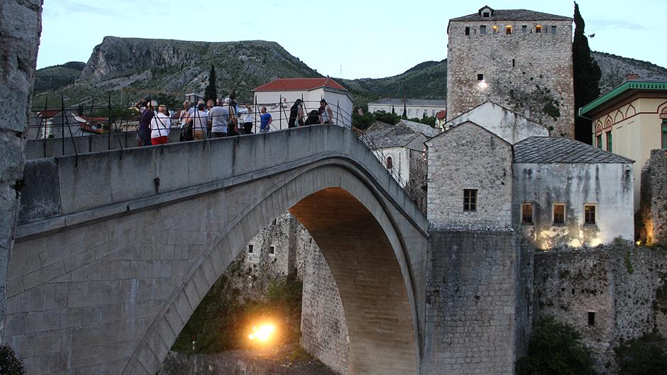 Više od 15 povređenih u nevremenu u Mostaru (VIDEO)