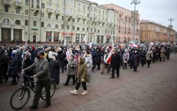 Više od 2.000 penzionera demonstriralo u Minsku protiv Lukašenka