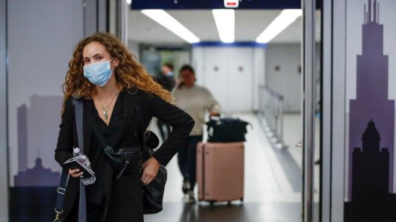 Više od 2 miliona putnika na aerodromima u SAD u petak - najviše od marta 2020.