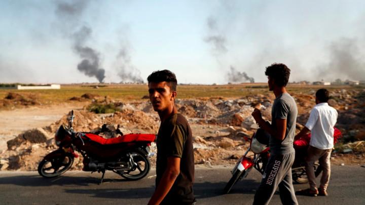 Više od 300.000 raseljenih od početka turske ofanzive u Siriji