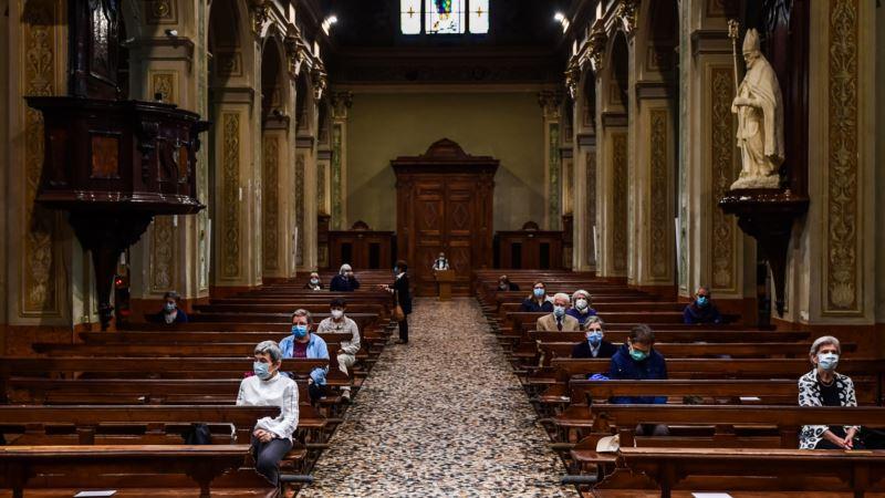 Više od 40 ljudi zaraženo tokom službe u crkvi u Frankfurtu