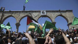 Više od 50 ljudi ranjeno u sukobu Palestinaca i izraelskih policajaca u Jerusalimu