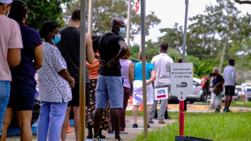 Više od 50 miliona Amerikanaca glasalo ranije na izborima