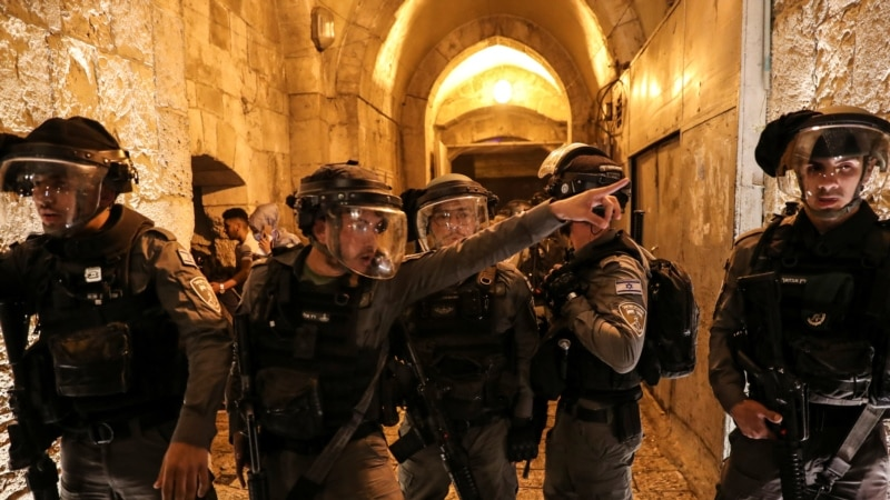 Desetine povređenih u sukobu Palestinaca i izraelskih policajaca u Jerusalimu